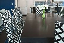 Bold PATTERNS / Geometric, Energetic, and Eclectic / by Redfin