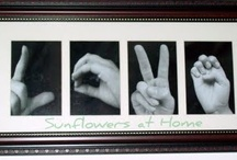 Sign Language / by Nancy Courter