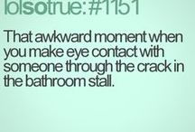 AWKWARD MOMENTS / That awkward moment when... / by STAR 94