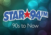 STAR 94 / The DJ's you hear.... the hit music from 2K-today that we play.... different stuff you'll find posted on www.star94.com.......... These are the things you'll hear when you tune into Atlanta's Star 94.1 on your radio! / by STAR 94