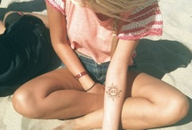 Tattoos / by Nancy Courter