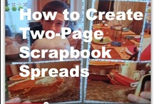 ScrapHappy TV / Looking for #Scrapbooking Tutorials, Videos, Page Ideas and More? This is it! Lain Ehmann offers tons of detailed, short, entertaining #scrapbook videos and how-tos.  / by Lain Ehmann