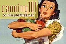 Canning/Freezing/Dehydrating / by Gail Springman