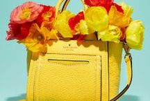 DigGing KaTe SpAdE / This girls got style and loves colour / by Cheriffic