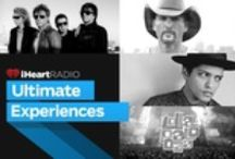 iHeartRadio Ultimate Experiences / by iHeartRadio