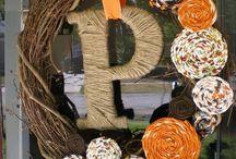 Wreaths / by Megan Luckey
