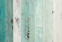 Colors - Teal and Mint / by ferhan talib
