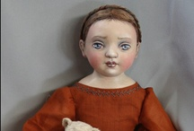 Reproduction Dolls / I just LOVE historical costumes and dolls and LOVE seeing reproductions of antique dolls.  Here's some of my favorites. / by Linda Walsh