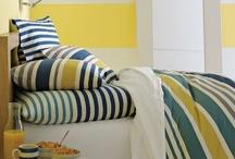 Stripe Fabric & Decor / by OnlineFabricStore