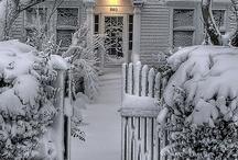 winter - kış / by mel. akca