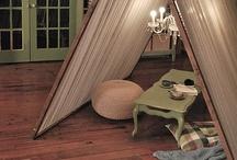 Cozy Nooks & Hideaways  / by OnlineFabricStore