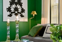 Emerald Green: Pantone 17-5641 / by OnlineFabricStore