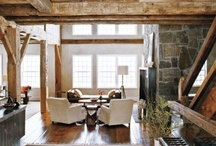 Rustic Rooms & Home Decor / by OnlineFabricStore