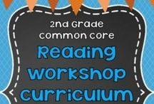 2nd Grade {Reading} / 2nd Grade Reading Lesson Ideas / by Robyn Wood
