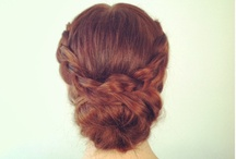 Hair ideas / by Erica Zellmann