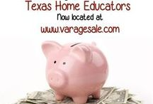 Frugality / by Texas Home Educators