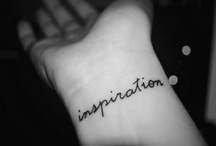~Tattoos~ / by Jill Flaherty-Christian