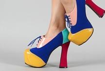 Fancy Feet / by Tj Axe
