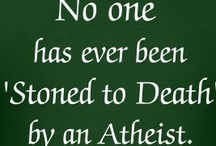 Atheism / by Charles Hall