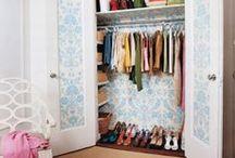 Closet / by Justine Raffin