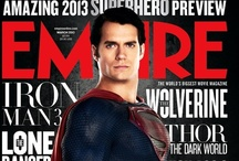 Empire Magazine March 2013 Issue / Empire Magazine March 2013 Issue / by Man of  Steel Fan Page