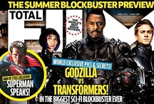 Total Film Magazine April 2013 / Total Film Magazine April 2013 / by Man of  Steel Fan Page