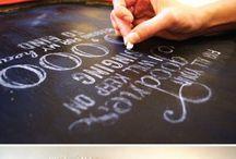 Make it! / Arts, crafts, food & other DIY.  / by Ashley Platé