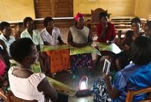 Solar Sister: Light. Hope. Opportunity. / An innovative social enterprise using the power of women's enterprise to distribute clean energy technology in rural Africa. http://www.solarsister.org  / by Solar Sister