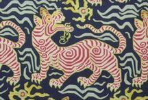 fabric&pattern / by Caroline Gilbert CurioRaleigh