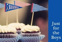 Vintage Baseball Party / by Sassaby DIY Printable Parties