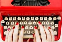 Writing Inspiration / by Katherine Bone