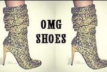OMG Shoes / by MissesDressy