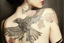 Black Ink Facts / Obsessed with getting my first tattoo; looking for inspiration / by Brett Johnson