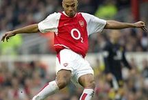 Joga Bonito / All things related to futbol and Arsenal FC / by Brett Johnson