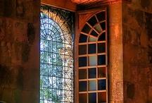 portals and ventanas  / portas e janelas**doors and windows.... / by Kenny Fujinami