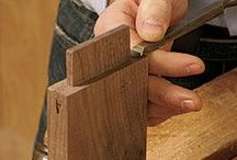 Mortise and Tenon Joinery / Mortise and tenon tips, tricks, and tutorials. / by Rockler Woodworking and Hardware