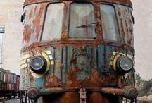 RUST in peace / ..become old, replaced, forgotten by all but the thoughtful / by Kenny Fujinami