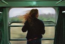 TRAINS / by Kenny Fujinami