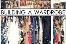My wardrobe  / by Morgan Henson