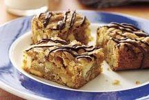 Brownies Bars & Cookies / by Fleur Jardin