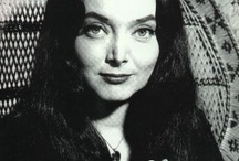 Carolyn Jones / The Addams Family / by Joseph Oppecker