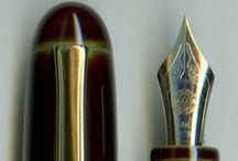 Ephemera & Fountain Pens / by Becky Schoeppner