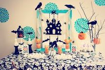 Holidays-Halloween / I heart Halloween! Costume ideas, DIY projects, home decor, parties, activities and crafts for kids / by Nicole LeMieux Johnson