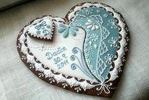 Cookies ~ Decorated / by Fleur Jardin