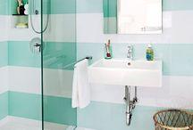 bathroom / by Karen Rickard