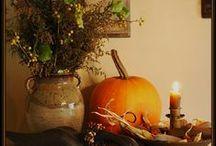 Seasonal Decor / by Elizabeth Morrison Duke
