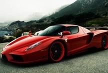 Ferrari / by Aaron Johnson
