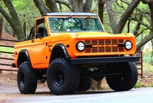 Trucks/ SUVs / NON-Jeep Trucks and SUVs / by Aaron Johnson