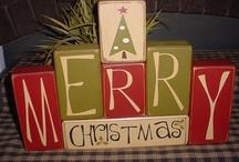 Holiday Crafts & Decor / by Karen Mobbs Osborne
