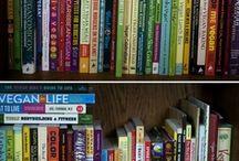 Vegan Books / Vegan books and resources. / by The Vegan Woman